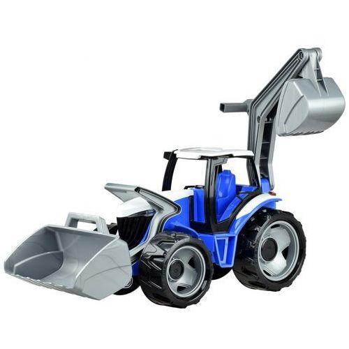 LENA Traktor z łyżką kop arki 107 cm redopakowani - Lena