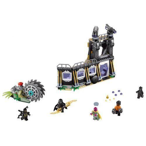 Lego SUPER HEROES Atak corvusa glaive'a corvus glaive thresher attack 76103