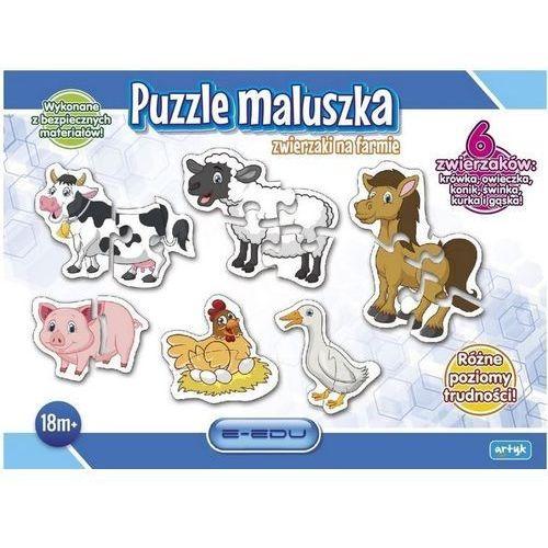 Artyk Puzzle Zwierzęta wiejskie, 5_615262