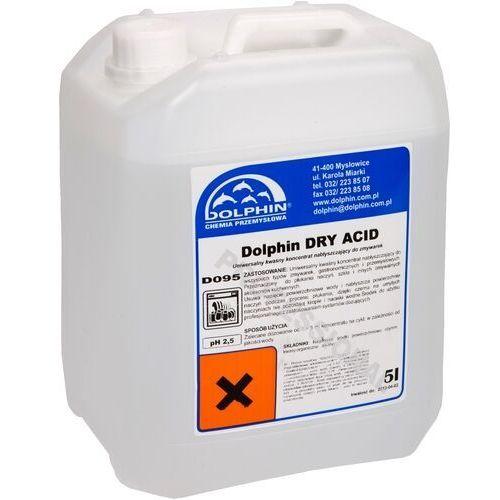 Dolphin Płyn nabłyszczający do zmywarek dry acid 5 l