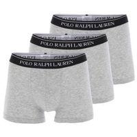 Polo Ralph Lauren Boxers 3 Piece Szary S, w 5 rozmiarach