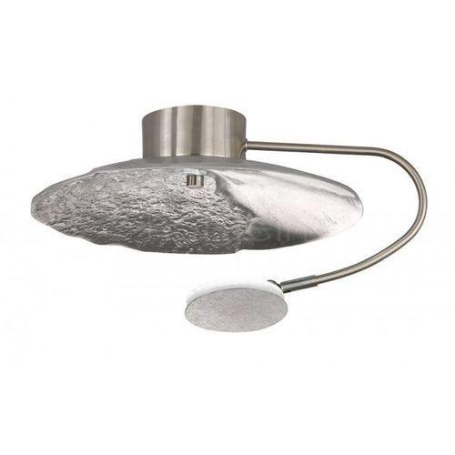 Fischer & Honsel RENNES Lampa ścienna LED Nikiel matowy, 1-punktowy, Zdalne sterowanie - - Obszar wewnętrzny - RENNES - Czas dostawy: od 3-6 dni roboczych (4003694203654)