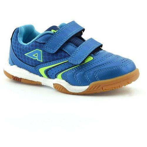 Chłopięce buty sportowe 160709 - niebieski marki American club