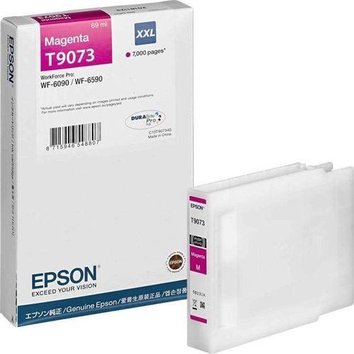 Tusz Epson T9073 XXL Magenta do drukarek (Oryginalny) [69ml]