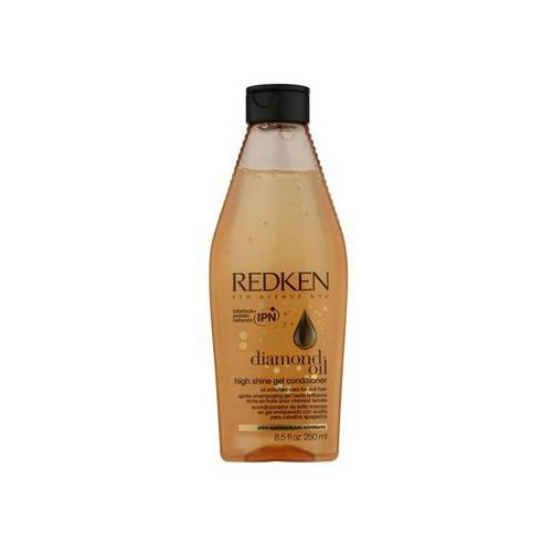 Redken Diamond Oil żelowa odżywka do matowych włosów (High Shine) 250 ml