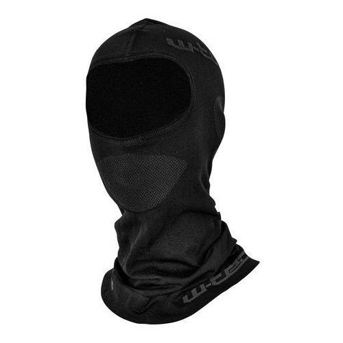 Wielofunkcyjna ochronna kominiarka motocyklowa raper, czarno-szary, xs (53-54) marki W-tec