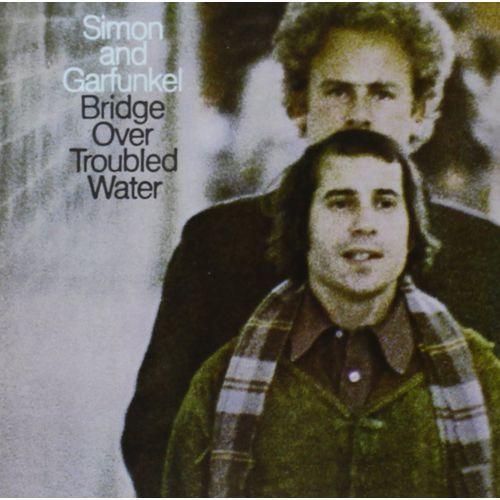 SIMON & GARFUNKEL - BRIDGE OVER TROUBLED WATER (CD), towar z kategorii: Metal
