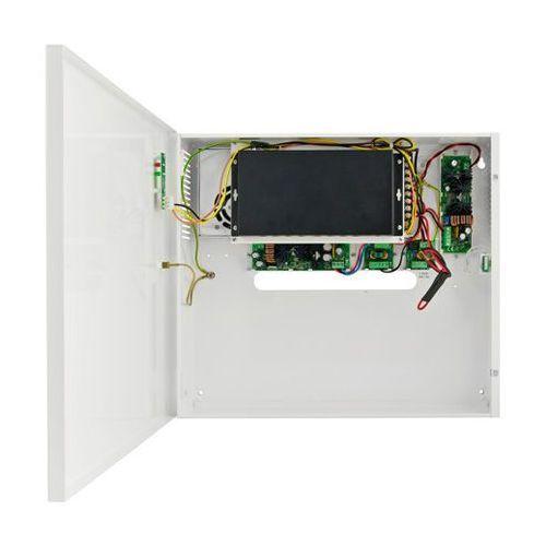 S98-BR Switch PoE 9 portowy w obudowie z podtrzymaniem bateryjnym dla 8 kamer IP