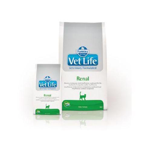 Farmina vet life cat renal dieta weterynaryjna 400g/2kg