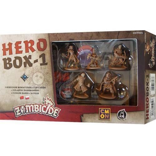 Portal games Zombicide: hero box - 1
