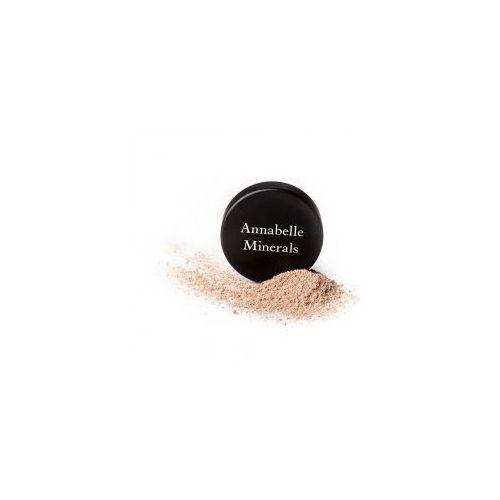 Annabelle Minerals, podkład mineralny rozświetlający, 10g