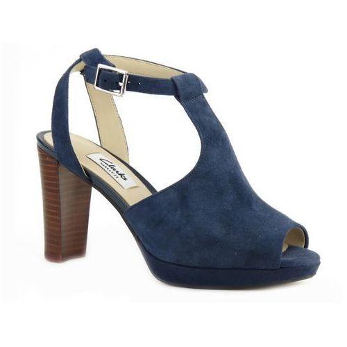 Sandały damskie kendra charm marki Clarks