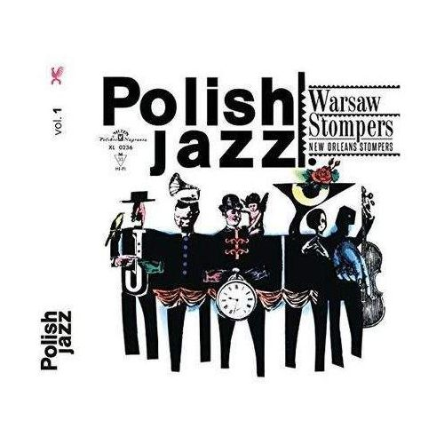 Warner music Warsaw stompers - new orleans stompers (polish jazz) (0190295960209)