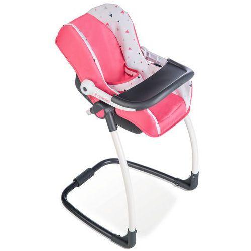 Smoby fotelik samochodowy i krzesełko dla lalki Maxi Cosi & Quinny 3w1 (3032162402306)