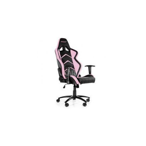 Akracing  player gaming chair - czarny/różowy - blisko 700 punktów odbioru w całej polsce! szybka dostawa! atrakcyjne raty! dostawa w 2h - warszawa poznań