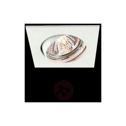Deko-light Dyskretna lampa sufitowa wewnętrzna, biała, 6,8 cm