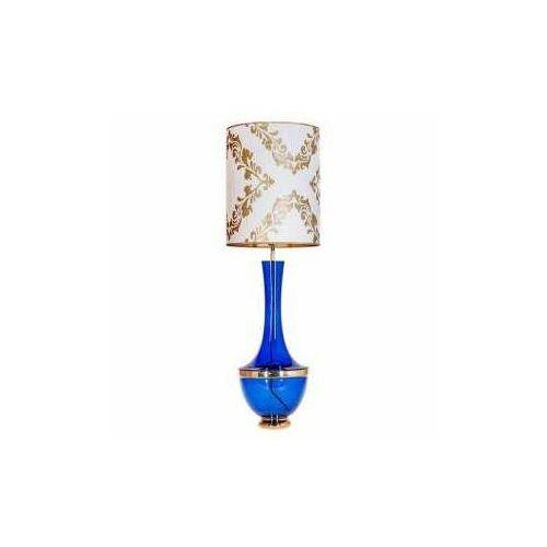 4 Concepts Troya Sapphire L232271319 lampa stojąca podłogowa 1x60W E27 biały