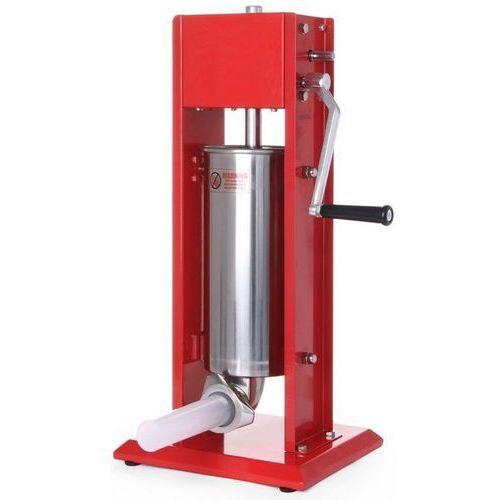 Nadziewarka do kiełbas | pionowa | 5 L | 300x340x(H)690 mm (produkt mięsny)