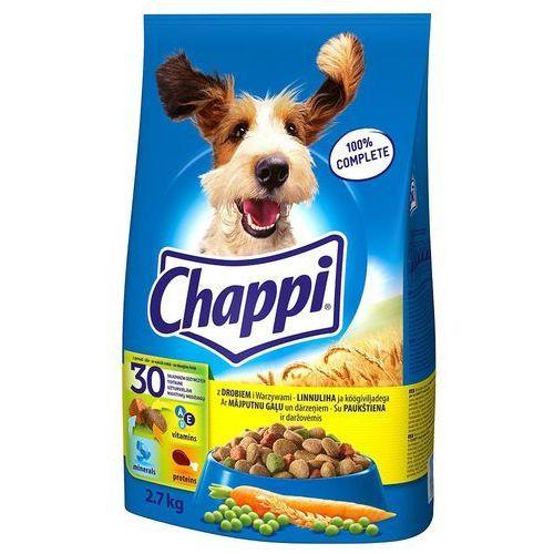 Sucha karma dla psów z drobiem (dorosłe psy), NCH013