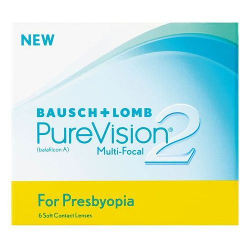 Purevision 2 hd for presbyopia (multifocal) 6 szt. marki Bausch & lomb