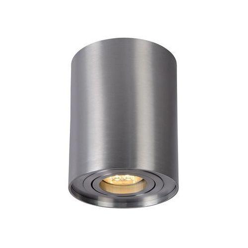 Spot sufitowa oprawa Lucide Tube 1X50W GU10 satyna 22952/01/12 (5411212220783)