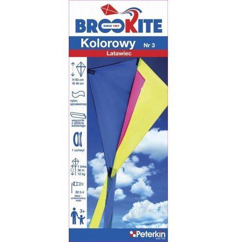 Brookite Latawiec kolorowy 3, 80343502866ZA (6171410)