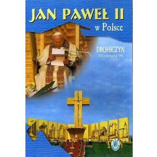 Jan Paweł II w Polsce 1999 r - DROHICZYN - DVD - sprawdź w wybranym sklepie