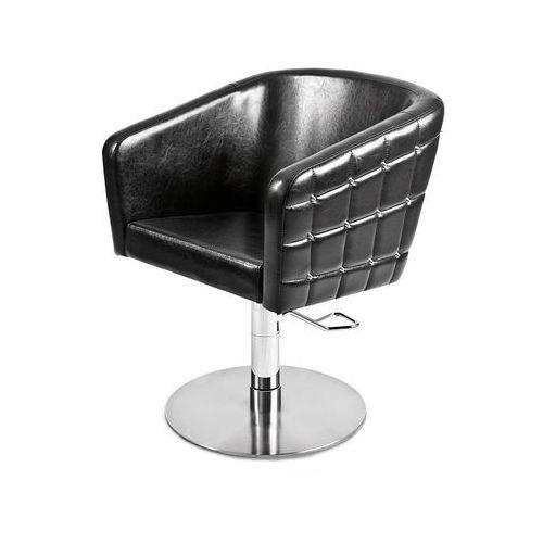 Fotel fryzjerski Panda GLAMROCK pompa hydrauliczna