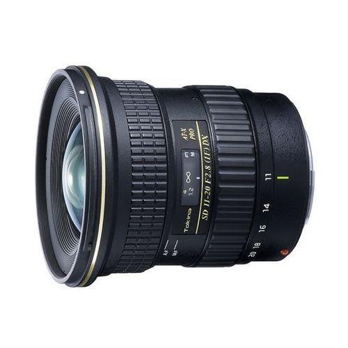 at-x 11-20mm f/2,8 pro dx (canon) - przyjmujemy używany sprzęt w rozliczeniu | raty 20 x 0% marki Tokina