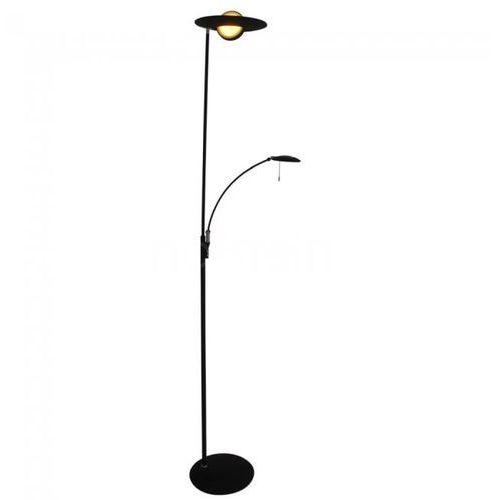 Steinhauer Zenith Lampa Stojąca LED Czarny, 2-punktowe - Nowoczesny - Obszar wewnętrzny - Zenith - Czas dostawy: od 2-3 tygodni (8712746113396)