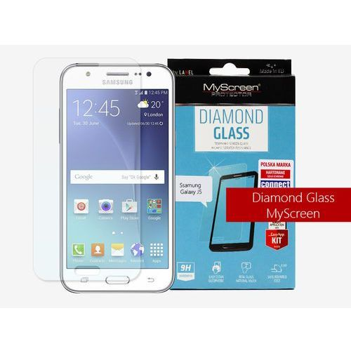 Samsung Galaxy J5 - szkło hartowane MyScreen Protector Diamond Glass, FOSM210DIGL000000