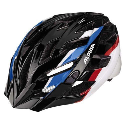 panoma kask rowerowy czarny 56-59cm 2018 kaski rowerowe marki Alpina