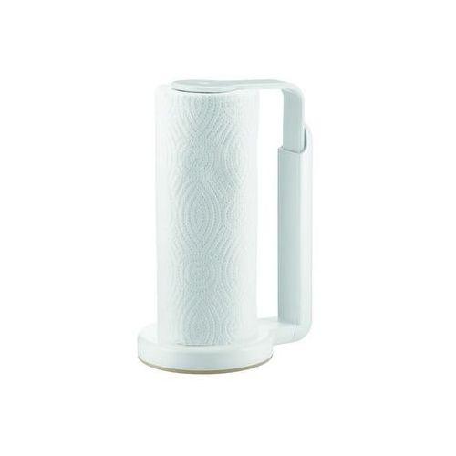 - tidy & store - stojak na ręczniki kitchen active, biały - biały marki Guzzini