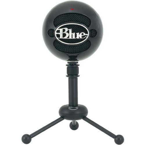 OKAZJA - Mikrofon Blue Microphones Snowball, USB, czarny