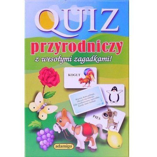 Adamigo gra quiz przyrodniczy z zagadkam