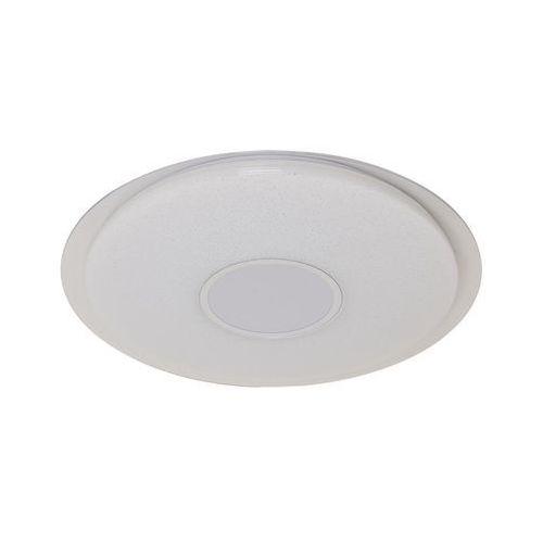 Plafon VIZZINI z głośnikiem i pilotem 56 cm biały LED INSPIRE (3276000664444)