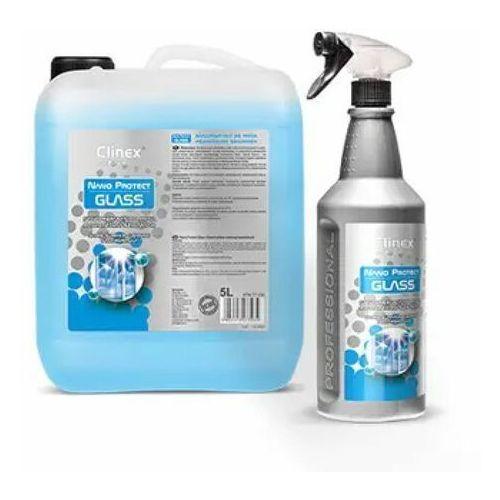 Nano Protect Glass Clinex 5L - Nanopreparat do mycia powierzchni szklanych