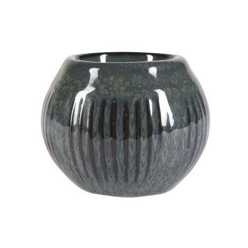 Świecznik ceramiczny marki Black red white