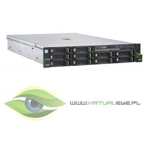 """Fujitsu PRIMERGY RX2540 M2 LFF-3,5"""" ( 1xE5-2620v4 16GB DVD±RW 450W PSUx2 3YOS )- wysyłamy do 18:30"""