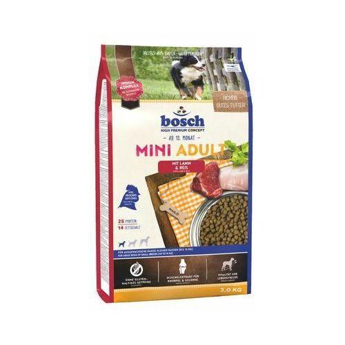 adult mini lamb & rice 2x15kg marki Bosch