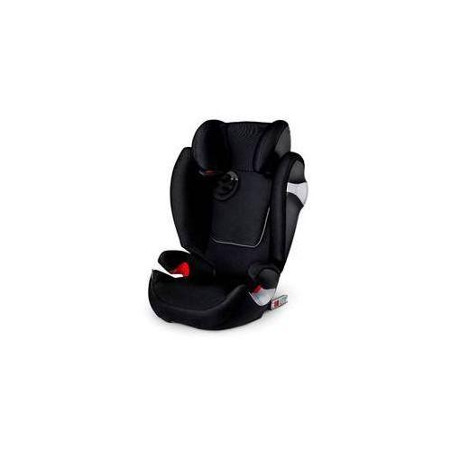Fotel samochodowy Cybex Solution M-fix 2017, 15-36kg, Stardust Black