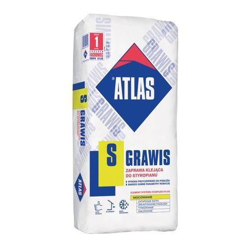 Klej do styropianu Atlas Grawis S 25 kg