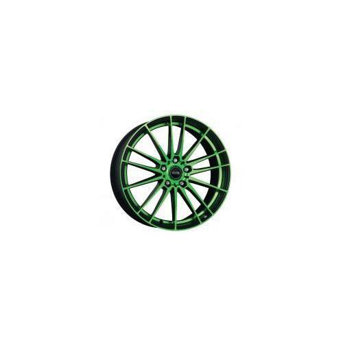 Dotz fast fifteen green edt. 8.00x18 5x112.0 et48.0