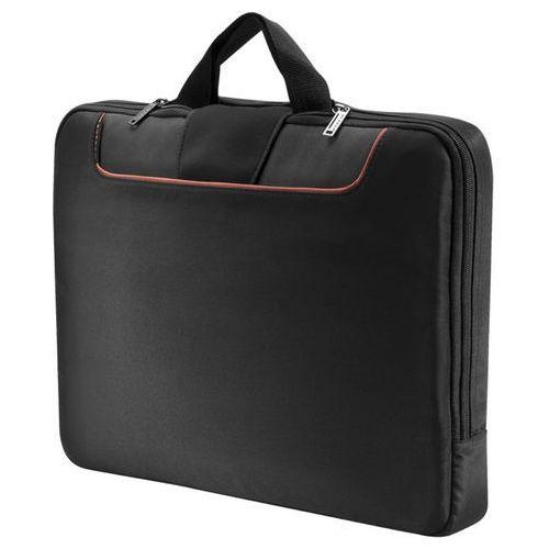 Everki Commute pokrowiec etui / torba na laptop 18,4'', kolor czarny