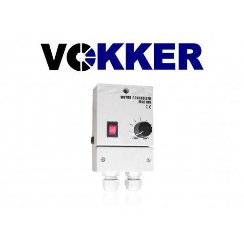 Profesjonalny natynkowy regulator obrotów VOKKER MSC105 (MSC105), MSC105