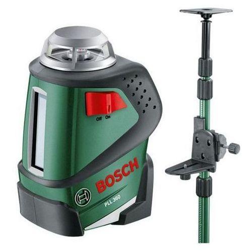 Bosch_elektonarzedzia Laser płaszczyznowy bosch pll 360 + tyczka tp 320 + darmowy transport! (3165140808262)