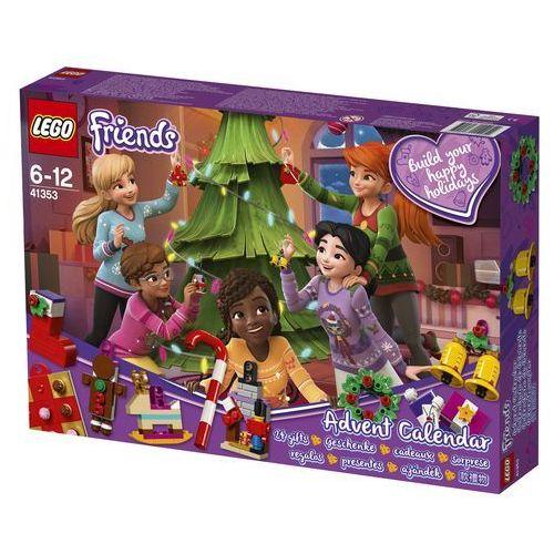 Lego FRIENDS Kalendarz adwentowy 41353