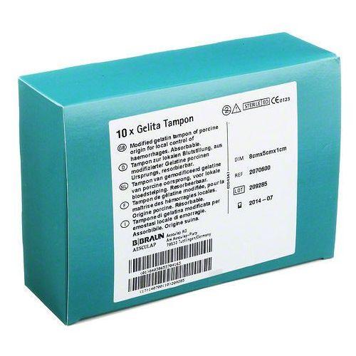 GELITA TAMPON-GĄBKA HEMOSTAT. 1,5 X 1,5 X 1 CM - 50 szt., MN-2070154