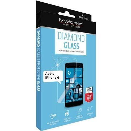 Szkło hartowane na ekran MyScreen Protector Diamond Glass dla iPhone 6, 001555330000