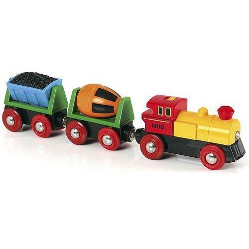 Brio Lokomotywa + 2 wagony 33319 (7312350333190)